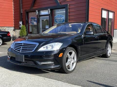 2011 Mercedes-Benz S-Class for sale at JTL Auto Inc in Selden NY