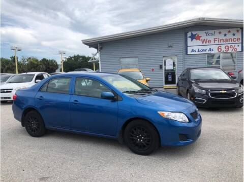2010 Toyota Corolla for sale at My Value Car Sales in Venice FL