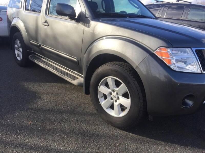 2009 Nissan Pathfinder for sale at B & Z Auto Sales LLC in Delran NJ