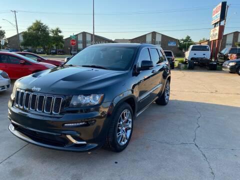 2012 Jeep Grand Cherokee for sale at Car Gallery in Oklahoma City OK