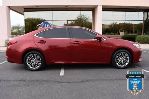 2014 Lexus ES 350 for sale at GOLDIES MOTORS in Phoenix AZ