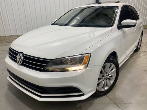 2015 Volkswagen Jetta for sale at EUROPEAN AUTOHAUS in Holland MI