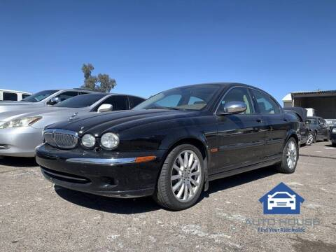 2005 Jaguar X-Type for sale at AUTO HOUSE TEMPE in Tempe AZ