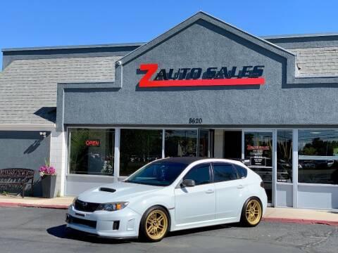 2008 Subaru Impreza for sale at Z Auto Sales in Boise ID