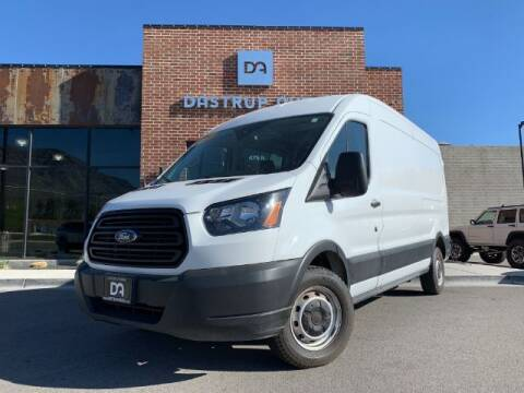 2019 Ford Transit Cargo for sale at Dastrup Auto in Lindon UT