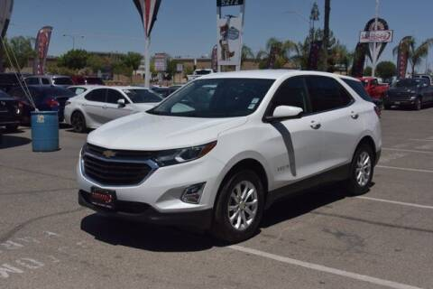 2019 Chevrolet Equinox for sale at Choice Motors in Merced CA