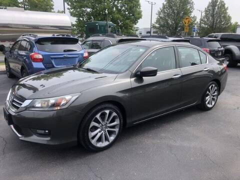2014 Honda Accord for sale at BATTENKILL MOTORS in Greenwich NY
