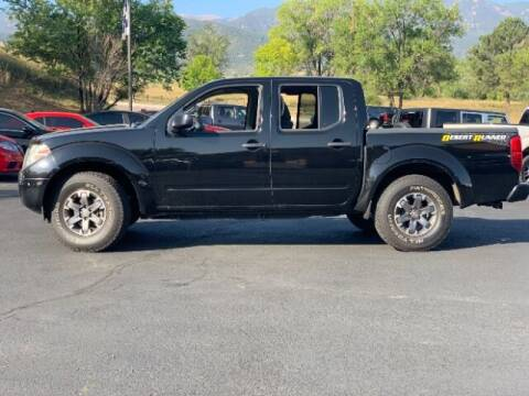 2014 Nissan Frontier for sale at Lakeside Auto Brokers Inc. in Colorado Springs CO
