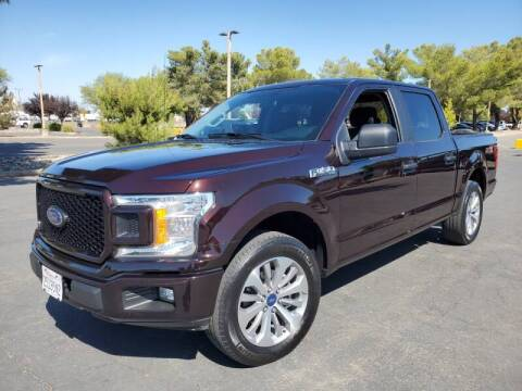 2018 Ford F-150 for sale at Matador Motors in Sacramento CA