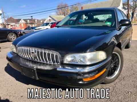2003 Buick Park Avenue for sale at Majestic Auto Trade in Easton PA