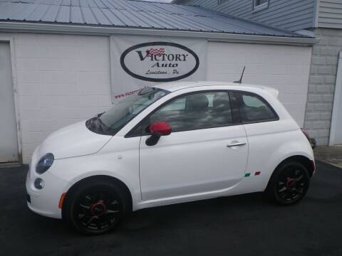 2016 FIAT 500 for sale at VICTORY AUTO in Lewistown PA
