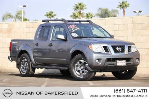 2020 Nissan Frontier for sale at Nissan of Bakersfield in Bakersfield CA
