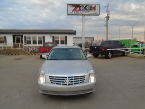 2008 Cadillac DTS for sale at Zoom Auto Sales in Oklahoma City OK