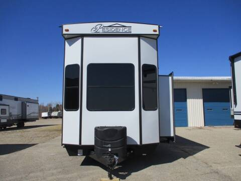 2021 Keystone Residence 401 FLFT for sale at Lakota RV - New Park Trailers in Lakota ND