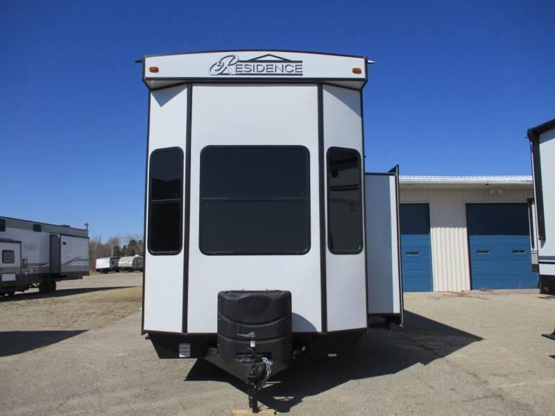 2021 Keystone Residence 401 FLFT for sale at Lakota RV - New Park Trailers in Lakota ND
