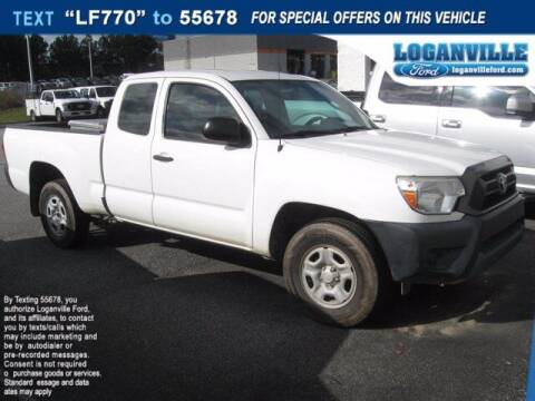 2014 Toyota Tacoma for sale at Loganville Quick Lane and Tire Center in Loganville GA