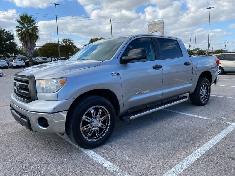 2011 Toyota Tundra for sale at T.S. IMPORTS INC in Houston TX
