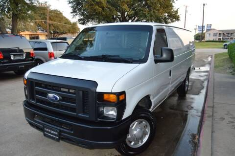 2014 Ford E-Series Cargo for sale at E-Auto Groups in Dallas TX