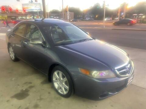 2004 Acura TSX for sale at Car Planet Inc. in Milwaukee WI
