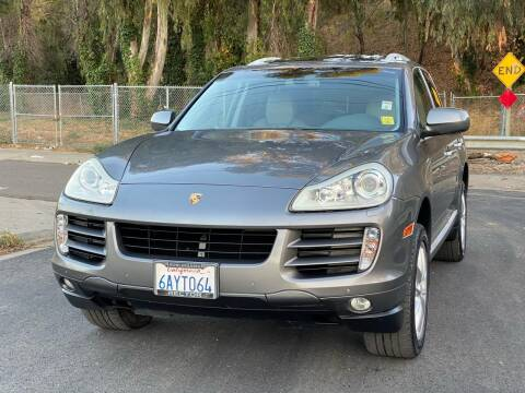 2008 Porsche Cayenne for sale at ZaZa Motors in San Leandro CA