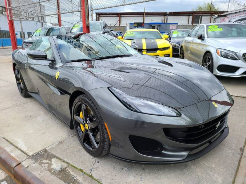 2020 Ferrari Portofino for sale at LIBERTY AUTOLAND INC in Jamaica NY