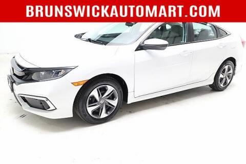 2019 Honda Civic for sale at Brunswick Auto Mart in Brunswick OH