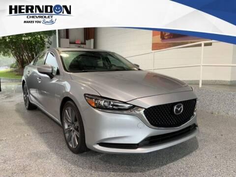 2018 Mazda MAZDA6 for sale at Herndon Chevrolet in Lexington SC