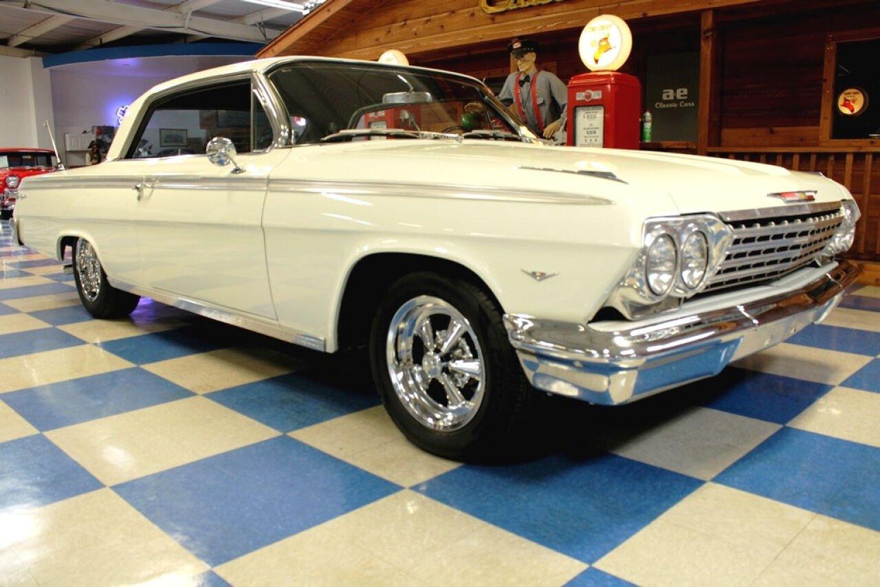 1962 Chevrolet Impala 10