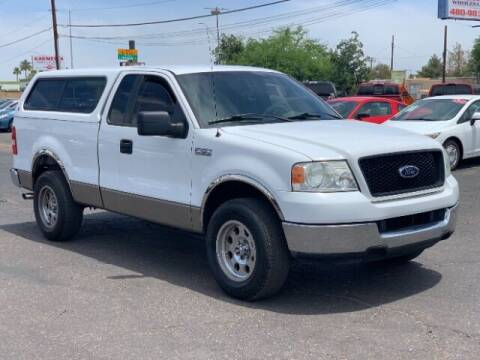 2005 Ford F-150 for sale at Brown & Brown Auto Center in Mesa AZ