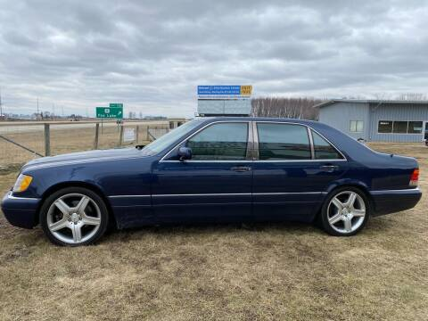 1995 Mercedes-Benz S-Class for sale at Sam Buys in Beaver Dam WI