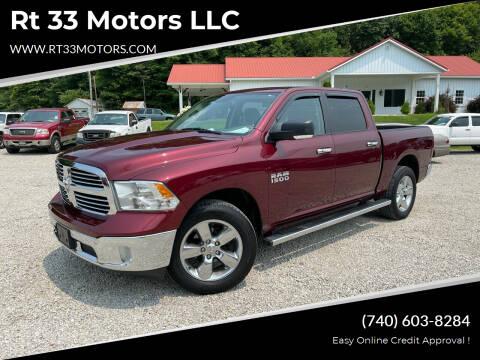 2016 RAM Ram Pickup 1500 for sale at Rt 33 Motors LLC in Rockbridge OH