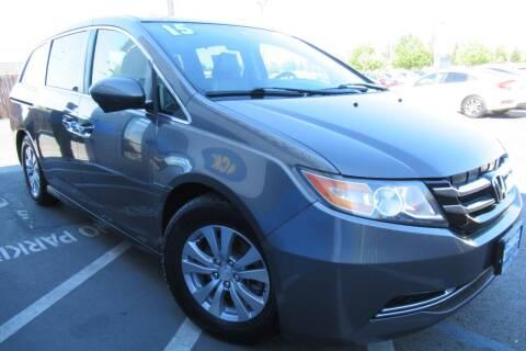 2015 Honda Odyssey for sale at Choice Auto & Truck in Sacramento CA