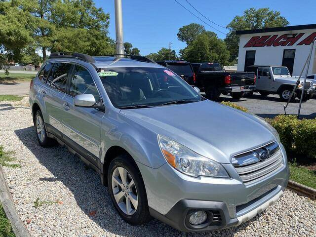 2013 Subaru Outback for sale at Beach Auto Brokers in Norfolk VA