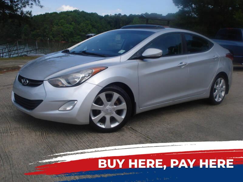 2012 Hyundai Elantra for sale at Car Store Of Gainesville in Oakwood GA