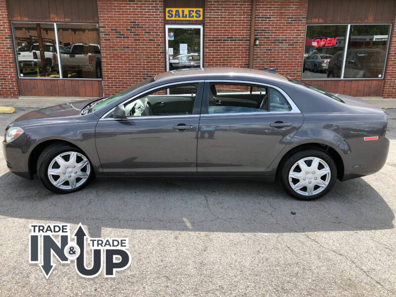 2012 Chevrolet Malibu for sale at Atlas Cars Inc. in Radcliff KY
