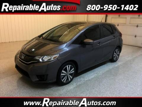 2017 Honda Fit for sale at Ken's Auto in Strasburg ND