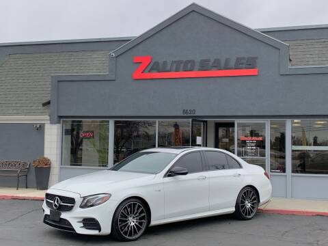 2017 Mercedes-Benz E-Class for sale at Z Auto Sales in Boise ID