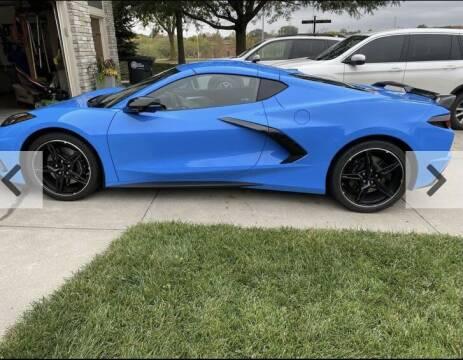 2021 Chevrolet Corvette for sale at Revolution Motors LLC in Wentzville MO