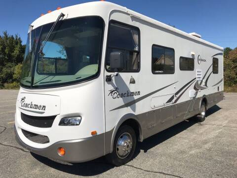 2004 Ford Motorhome Chassis for sale at Autowright Motor Co. in West Boylston MA