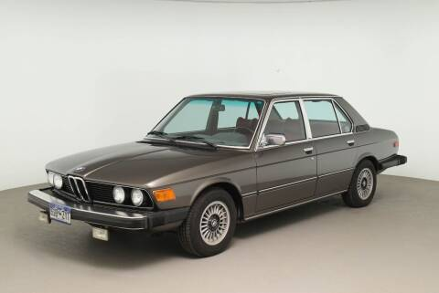 1979 BMW 5 Series for sale at At My Garage Motors in Denver Metro Area CO