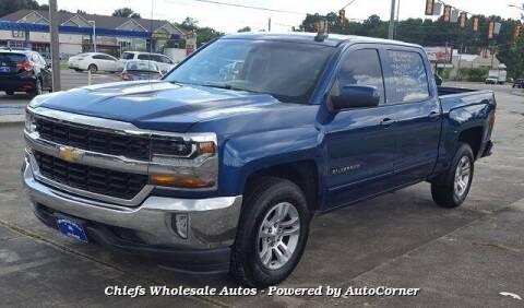 2018 Chevrolet Silverado 1500 for sale at Special Finance of Charleston LLC in Moncks Corner SC