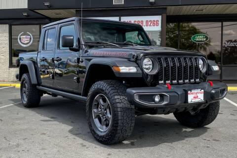 2020 Jeep Gladiator for sale at Michaels Auto Plaza in East Greenbush NY