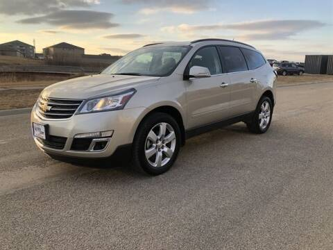 2016 Chevrolet Traverse for sale at CK Auto Inc. in Bismarck ND