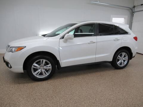 2014 Acura RDX for sale at HTS Auto Sales in Hudsonville MI