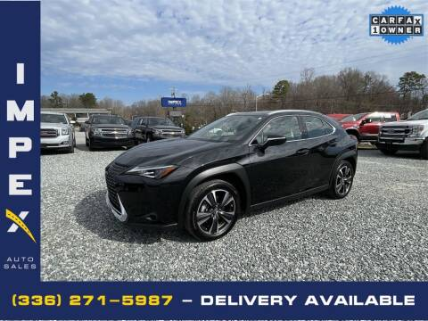 2020 Lexus UX 200 for sale at Impex Auto Sales in Greensboro NC