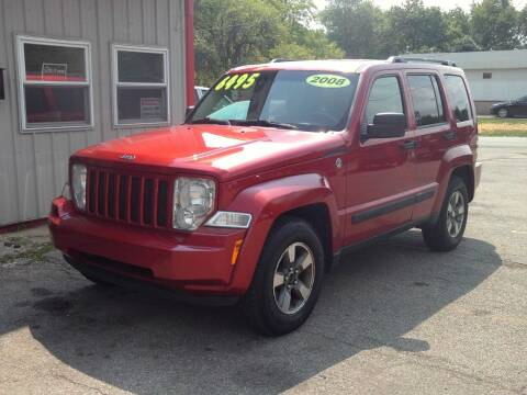 2008 Jeep Liberty for sale at Midwest Auto & Truck 2 LLC in Mansfield OH