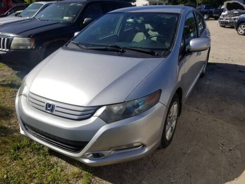 2010 Honda Insight for sale at D & D All American Auto Sales in Mt Clemens MI