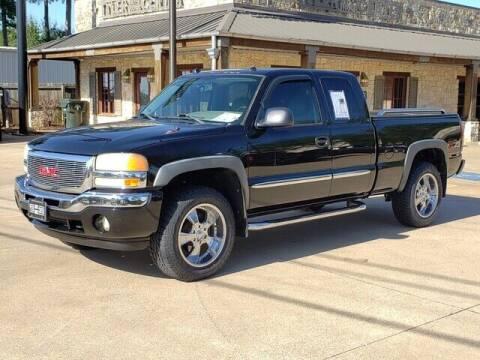 2005 GMC Sierra 1500 for sale at Tyler Car  & Truck Center in Tyler TX