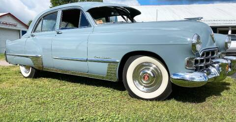 1948 Cadillac Series 62 for sale at AB Classics in Malone NY