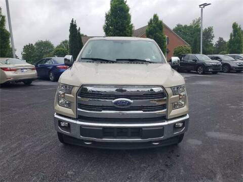 2017 Ford F-150 for sale at Southern Auto Solutions - Lou Sobh Honda in Marietta GA